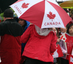 Canadian Umbrella